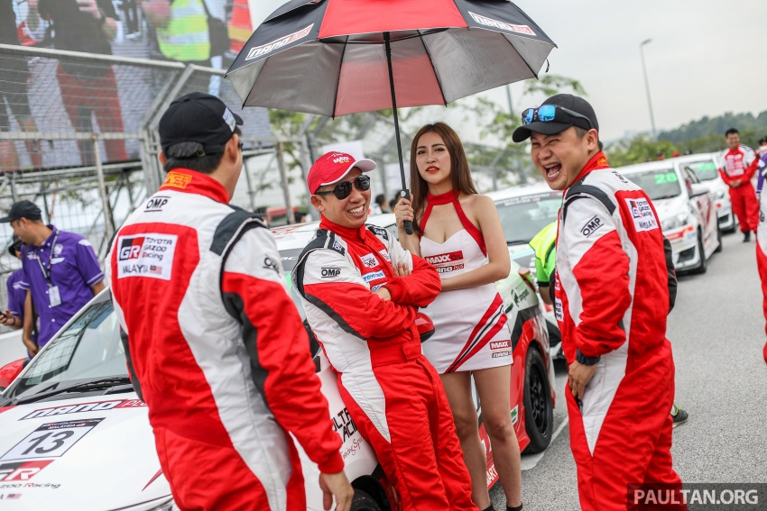 Toyota Gazoo Racing festival – thrills, spills at MAEPS Image #744349
