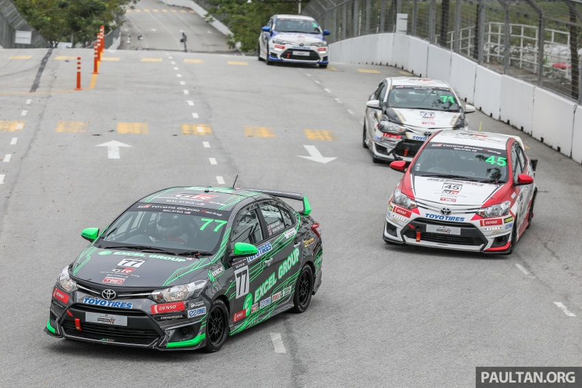 Toyota Gazoo Racing festival – thrills, spills at MAEPS Image #744475