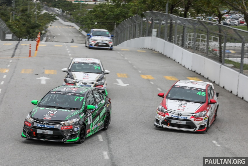 Toyota Gazoo Racing festival – thrills, spills at MAEPS Image #744480