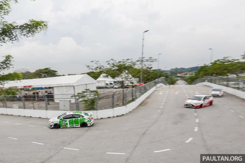 Toyota Gazoo Racing festival – thrills, spills at MAEPS Image #744483