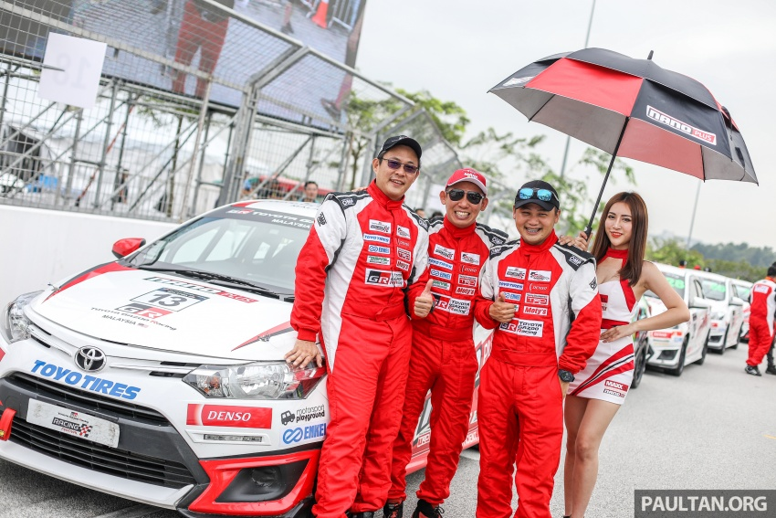 Toyota Gazoo Racing festival – thrills, spills at MAEPS Image #744350