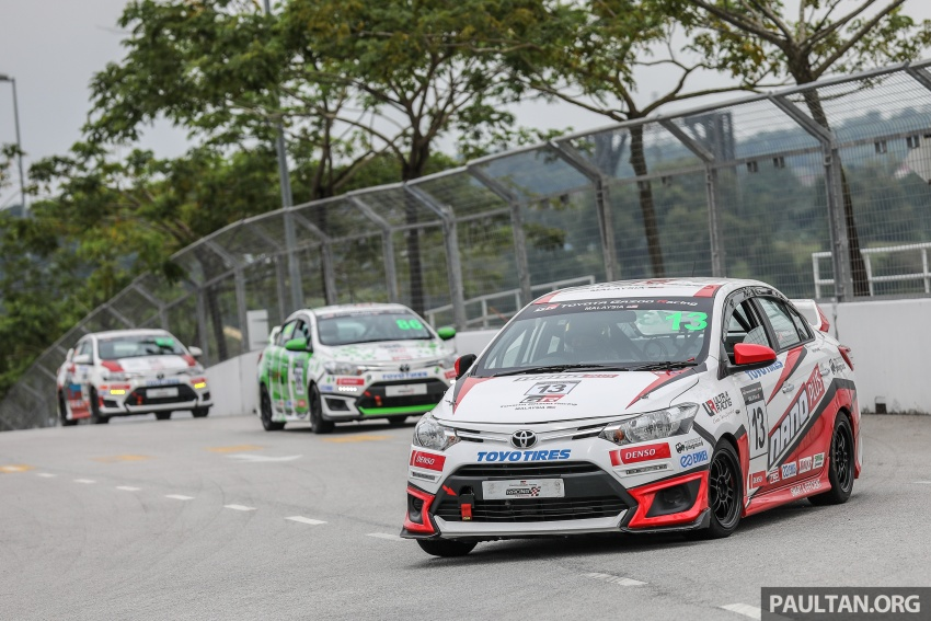 Toyota Gazoo Racing festival – thrills, spills at MAEPS Image #744486