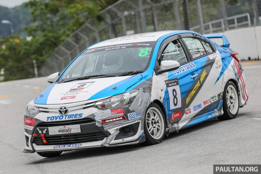 Toyota Gazoo Racing festival – thrills, spills at MAEPS Image #744491