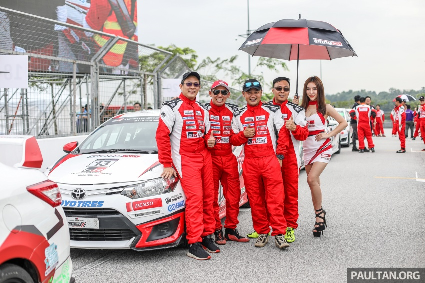 Toyota Gazoo Racing festival – thrills, spills at MAEPS Image #744351