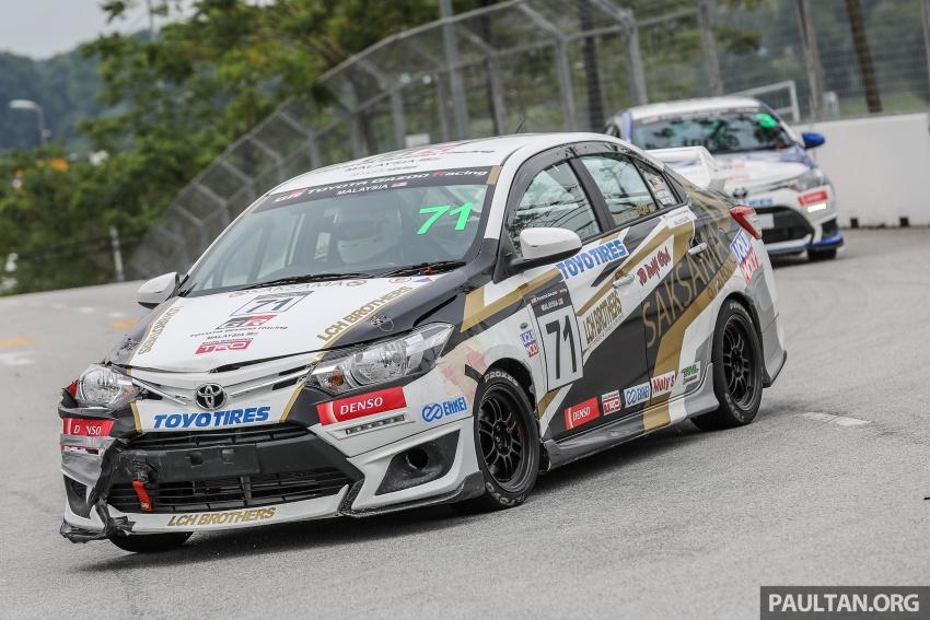 Toyota Gazoo Racing festival – thrills, spills at MAEPS Image #744498