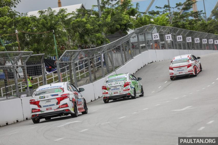 Toyota Gazoo Racing festival – thrills, spills at MAEPS Image #744501