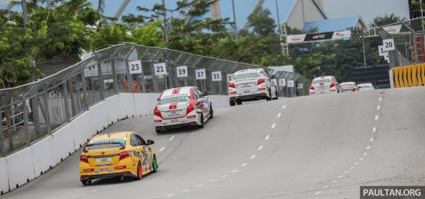 Toyota Gazoo Racing festival – thrills, spills at MAEPS Image #744505