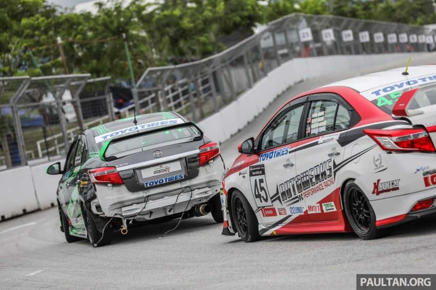 Toyota Gazoo Racing festival – thrills, spills at MAEPS Image #744511