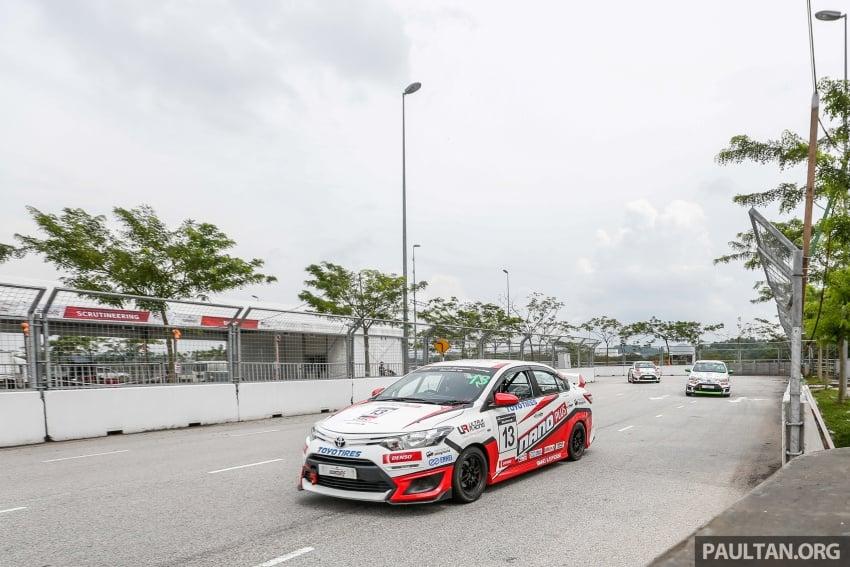 Toyota Gazoo Racing festival – thrills, spills at MAEPS Image #744513