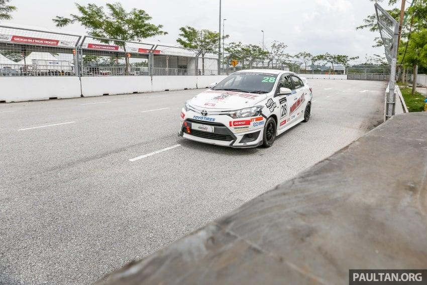 Toyota Gazoo Racing festival – thrills, spills at MAEPS Image #744516