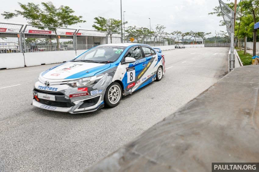 Toyota Gazoo Racing festival – thrills, spills at MAEPS Image #744517