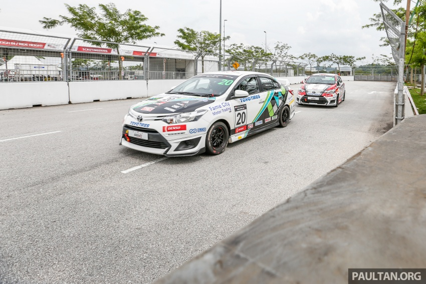 Toyota Gazoo Racing festival – thrills, spills at MAEPS Image #744518