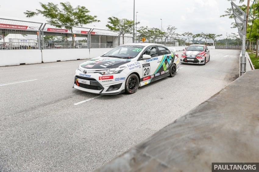 Toyota Gazoo Racing festival – thrills, spills at MAEPS Image #744518