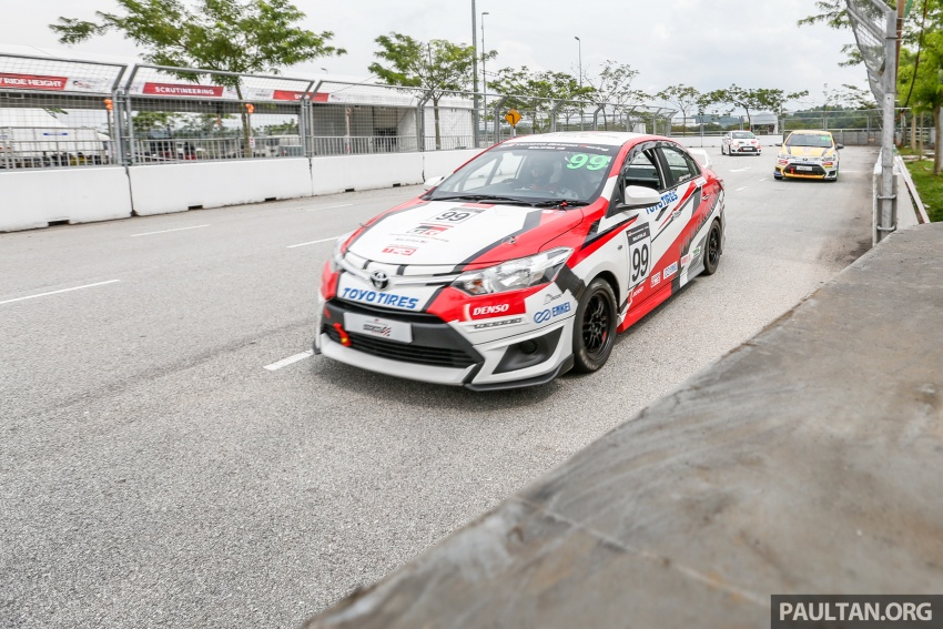 Toyota Gazoo Racing festival – thrills, spills at MAEPS Image #744520