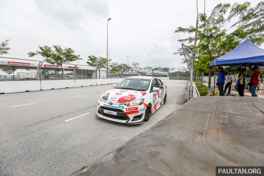 Toyota Gazoo Racing festival – thrills, spills at MAEPS Image #744522