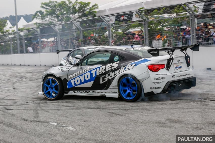 Toyota Gazoo Racing festival – thrills, spills at MAEPS Image #744527