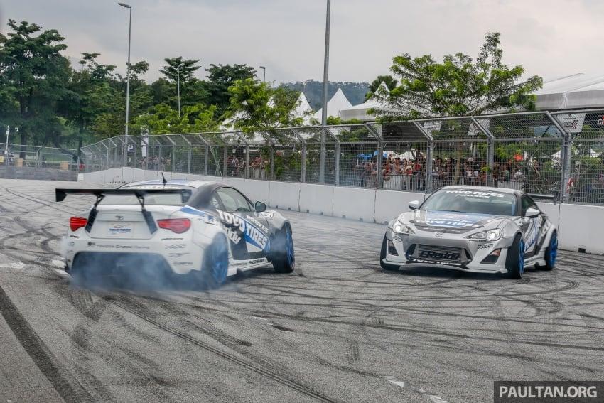 Toyota Gazoo Racing festival – thrills, spills at MAEPS Image #744529