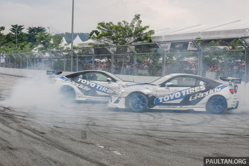Toyota Gazoo Racing festival – thrills, spills at MAEPS Image #744530