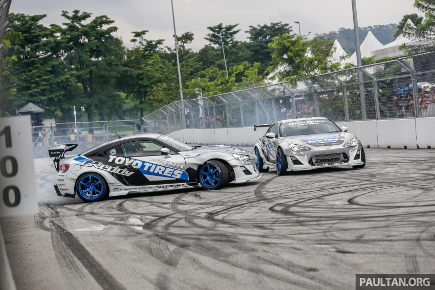 Toyota Gazoo Racing festival – thrills, spills at MAEPS Image #744531