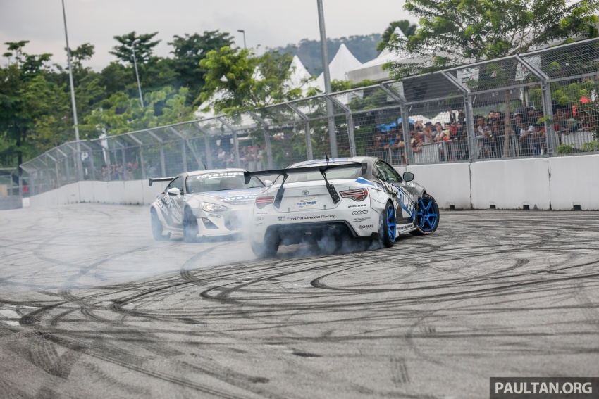 Toyota Gazoo Racing festival – thrills, spills at MAEPS Image #744532