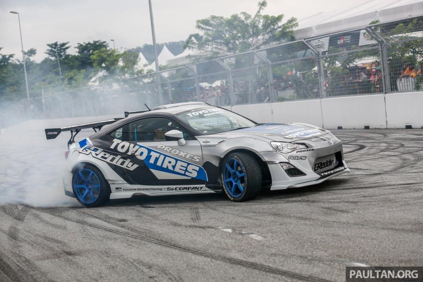 Toyota Gazoo Racing festival – thrills, spills at MAEPS Image #744533