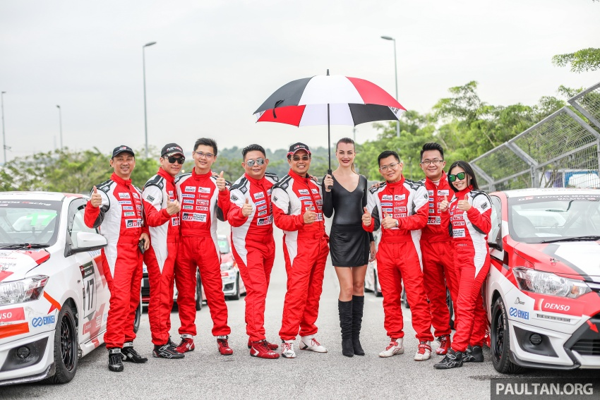 Toyota Gazoo Racing festival – thrills, spills at MAEPS Image #744355