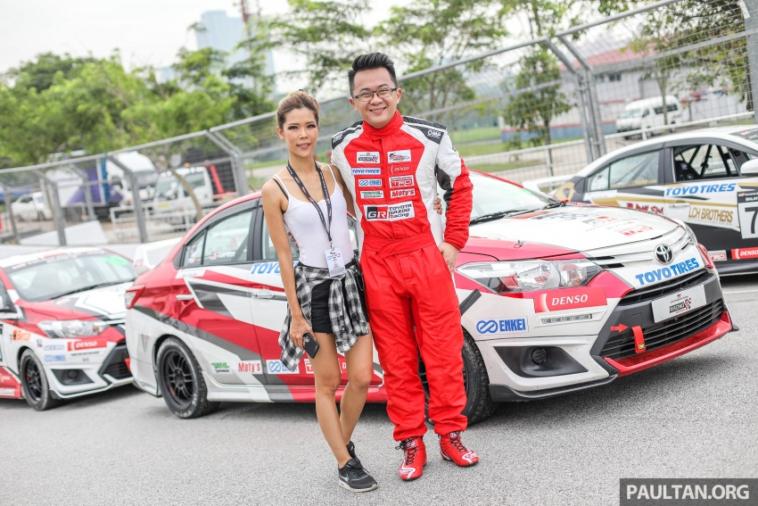 Toyota Gazoo Racing festival – thrills, spills at MAEPS Image #744358