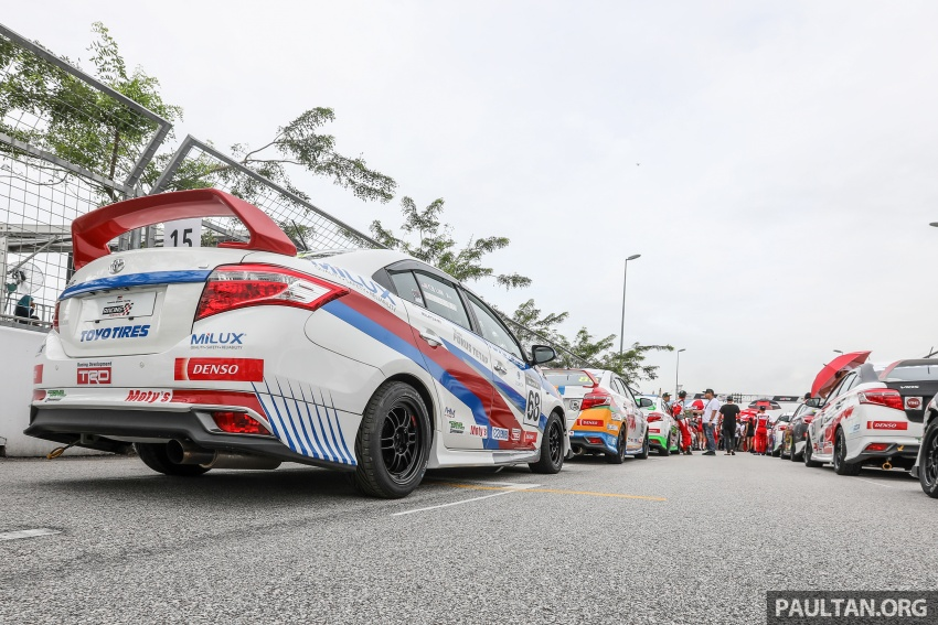 Toyota Gazoo Racing festival – thrills, spills at MAEPS Image #744360