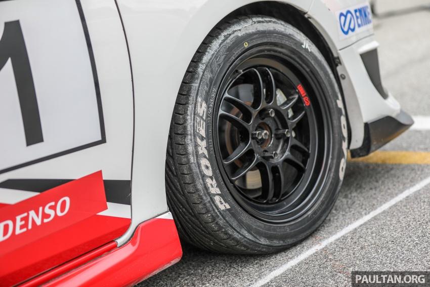 Toyota Gazoo Racing festival – thrills, spills at MAEPS Image #744365