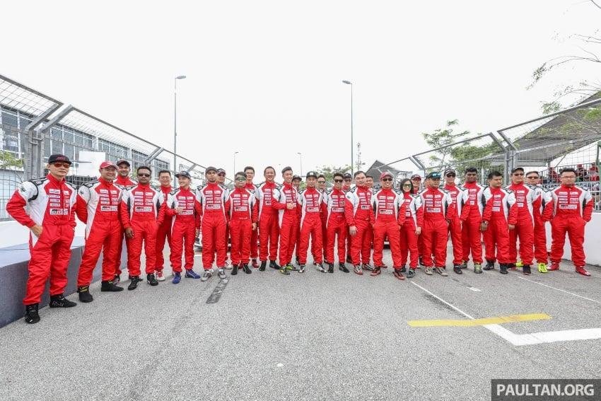 Toyota Gazoo Racing Festival di MAEPS, Serdang – 3 kategori, 39 pelumba gegar litar yang lebih mencabar Image #744557