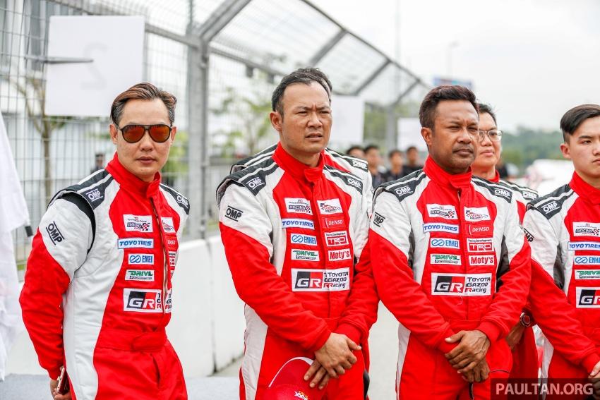 Toyota Gazoo Racing festival – thrills, spills at MAEPS Image #744368
