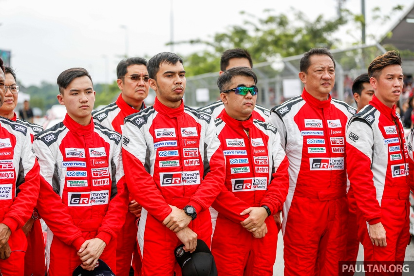 Toyota Gazoo Racing festival – thrills, spills at MAEPS Image #744369