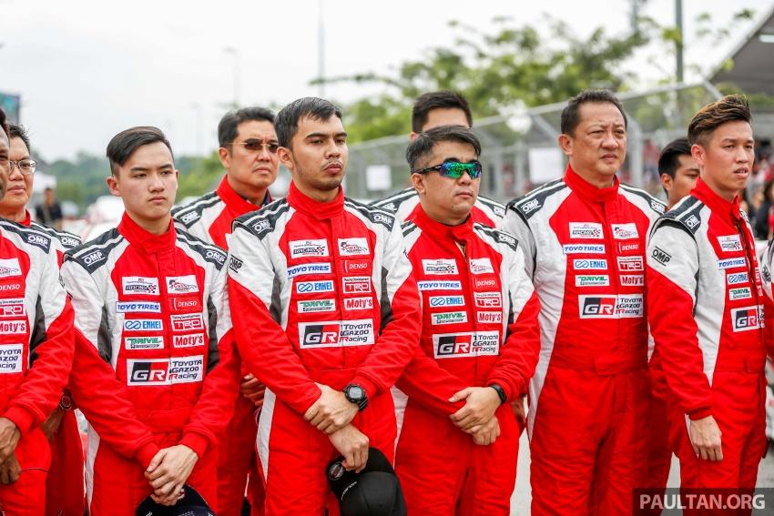 Toyota Gazoo Racing festival – thrills, spills at MAEPS Image #744369
