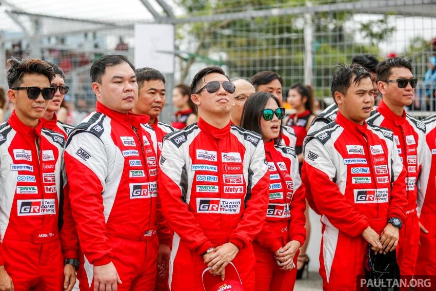 Toyota Gazoo Racing festival – thrills, spills at MAEPS Image #744370
