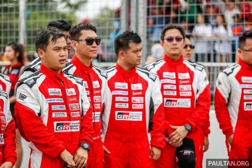 Toyota Gazoo Racing festival – thrills, spills at MAEPS Image #744371