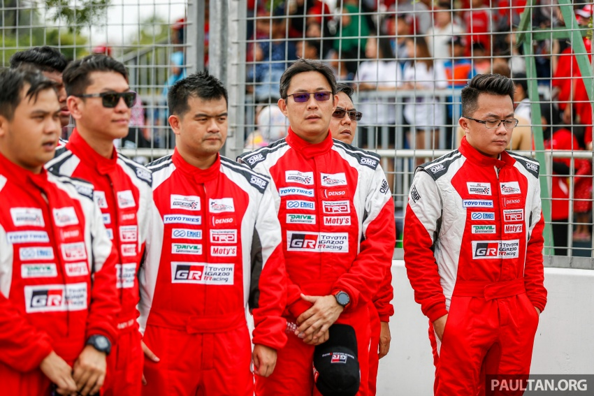 Toyota Gazoo Racing festival – thrills, spills at MAEPS Image #744372