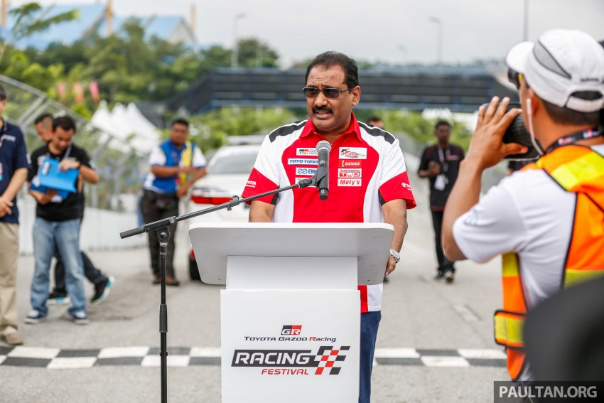Toyota Gazoo Racing Festival di MAEPS, Serdang – 3 kategori, 39 pelumba gegar litar yang lebih mencabar Image #744558