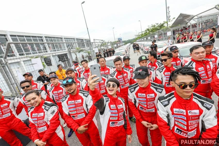 Toyota Gazoo Racing festival – thrills, spills at MAEPS Image #744374