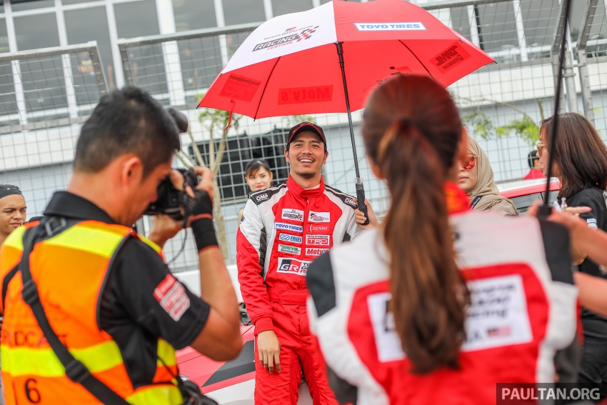 Toyota Gazoo Racing festival – thrills, spills at MAEPS Image #744339
