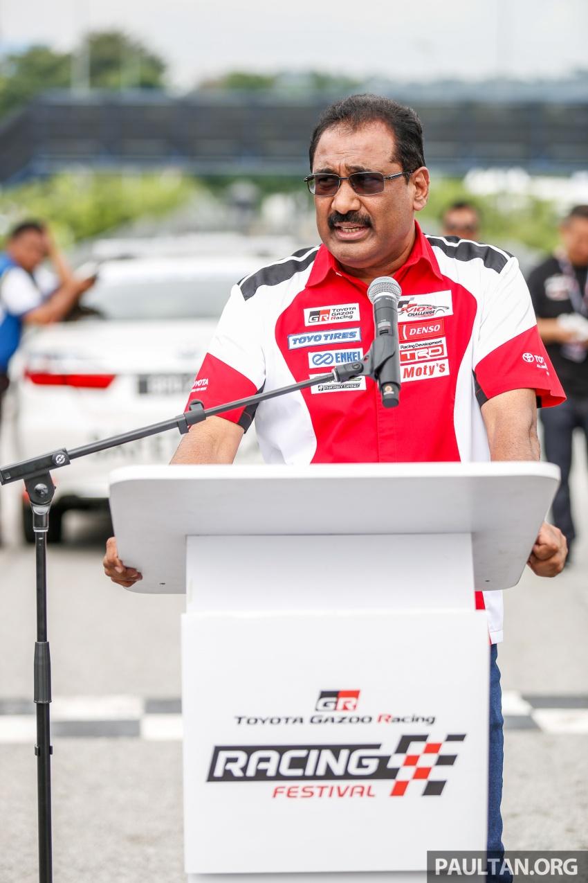 Toyota Gazoo Racing festival – thrills, spills at MAEPS Image #744376