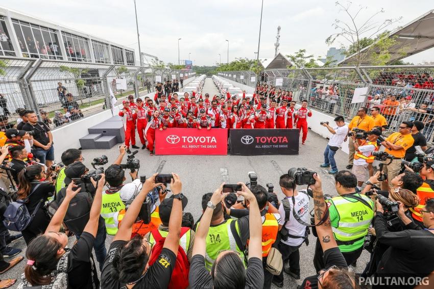 Toyota Gazoo Racing festival – thrills, spills at MAEPS Image #744381