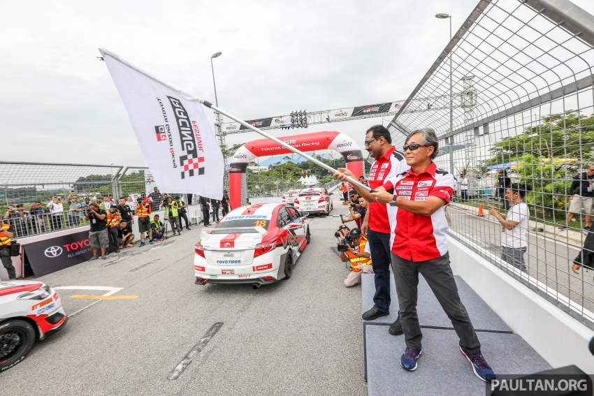 Toyota Gazoo Racing festival – thrills, spills at MAEPS Image #744383