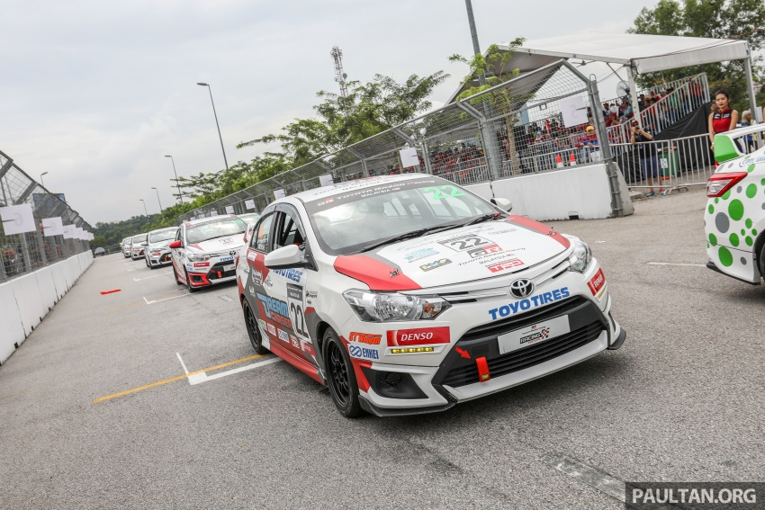 Toyota Gazoo Racing festival – thrills, spills at MAEPS Image #744384