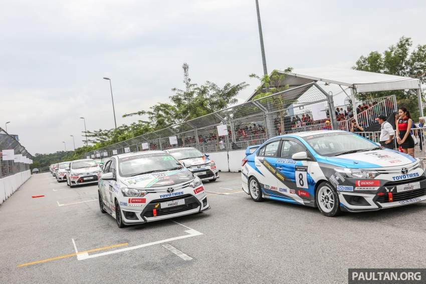 Toyota Gazoo Racing festival – thrills, spills at MAEPS Image #744386