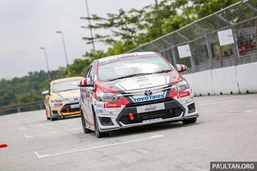 Toyota Gazoo Racing festival – thrills, spills at MAEPS Image #744387
