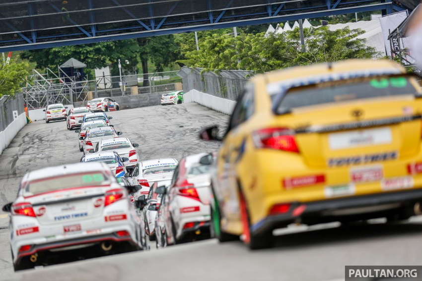 Toyota Gazoo Racing Festival di MAEPS, Serdang – 3 kategori, 39 pelumba gegar litar yang lebih mencabar Image #744562