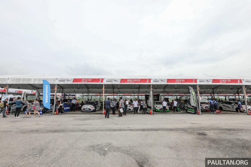 Toyota Gazoo Racing festival – thrills, spills at MAEPS Image #744391