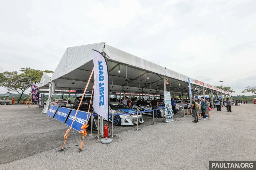 Toyota Gazoo Racing festival – thrills, spills at MAEPS Image #744392