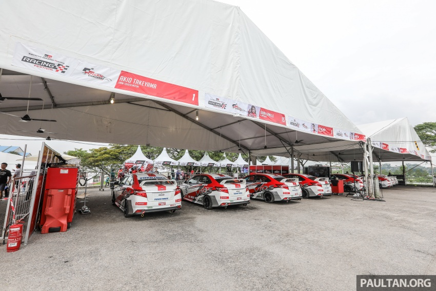 Toyota Gazoo Racing Festival di MAEPS, Serdang – 3 kategori, 39 pelumba gegar litar yang lebih mencabar Image #744564
