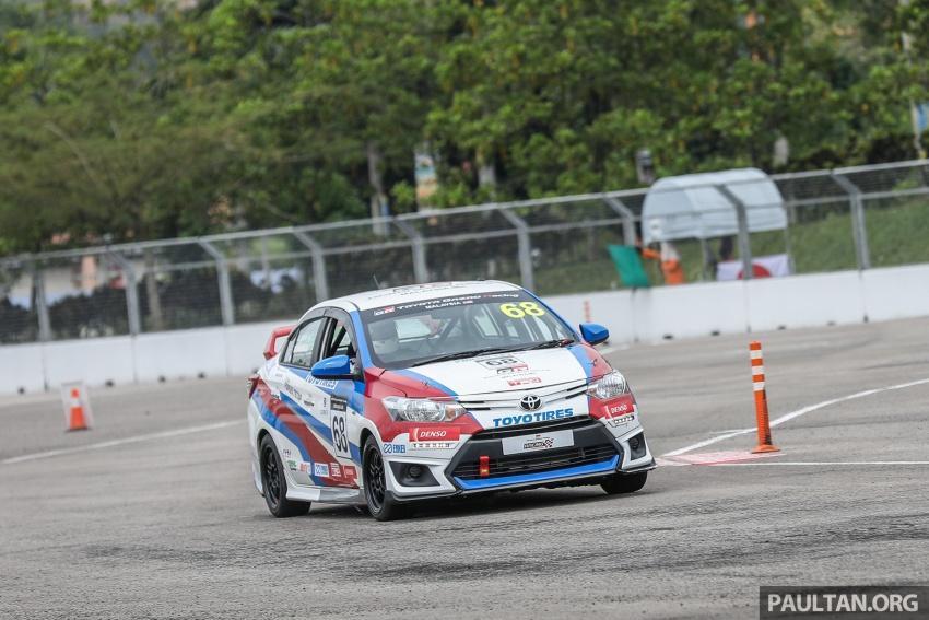 Toyota Gazoo Racing festival – thrills, spills at MAEPS Image #744394